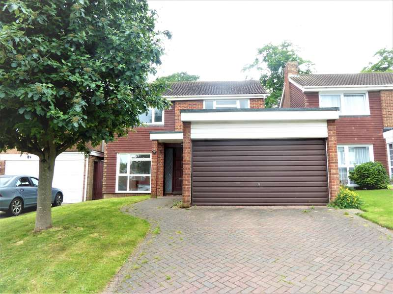 3 Bedrooms Detached House for sale in Grovebury Close, Lesney Park, Kent, DA8 3DJ