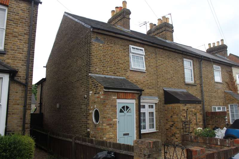 2 Bedrooms End Of Terrace House for sale in Charles Street, Uxbridge, UB10