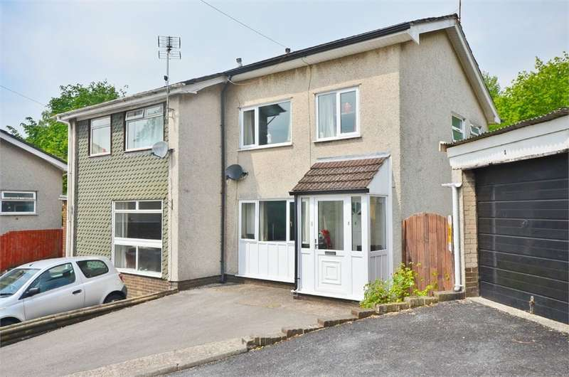3 Bedrooms Semi Detached House for sale in Llyswen, Machen, Caerphilly, CF83