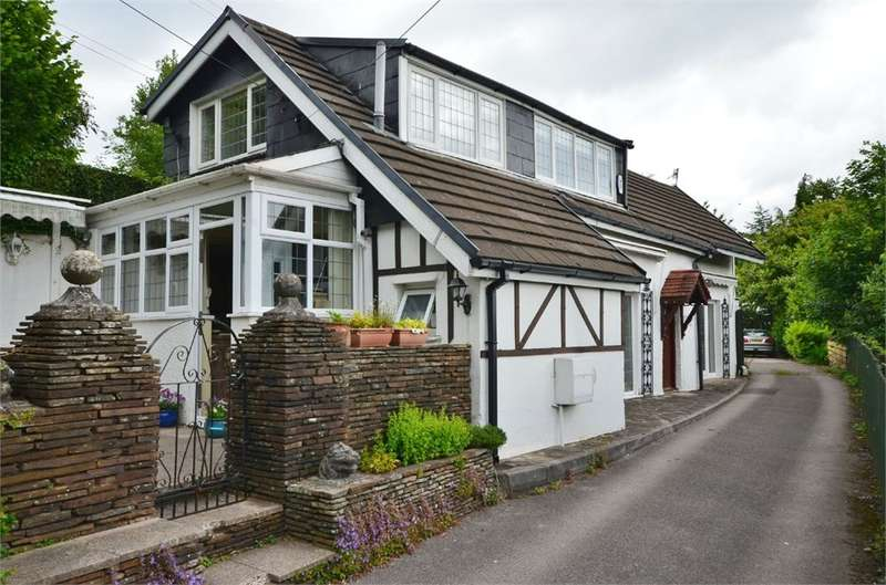 3 Bedrooms Detached House for sale in White Hart, Machen, Caerphilly, CF83