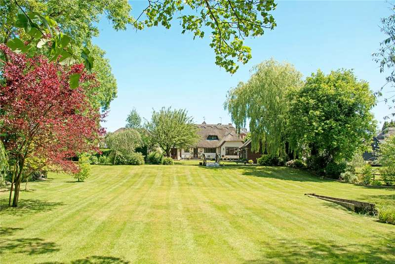 4 Bedrooms Detached House for sale in Bartons Road, Fordingbridge, Hampshire, SP6