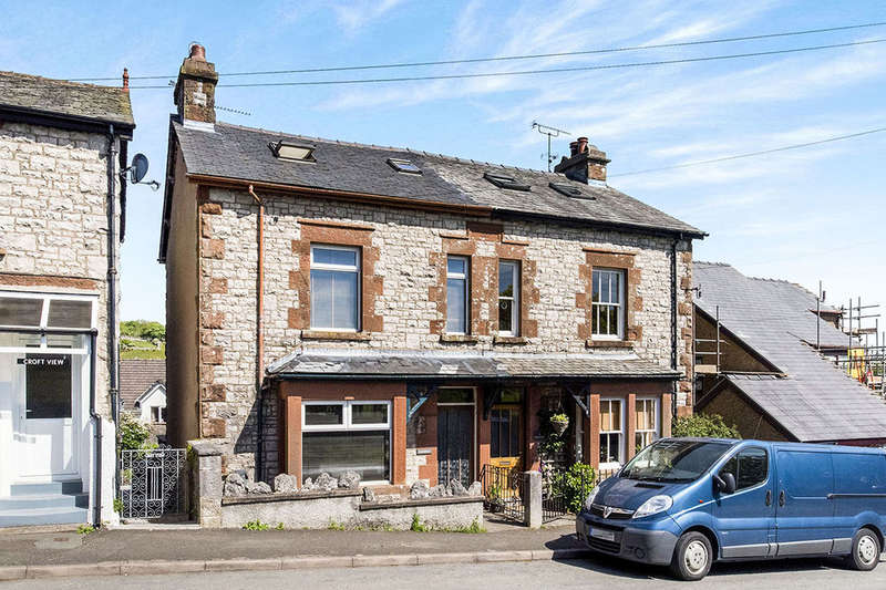 2 Bedrooms Semi Detached House for sale in Church Road, Allithwaite, Grange-Over-Sands, LA11