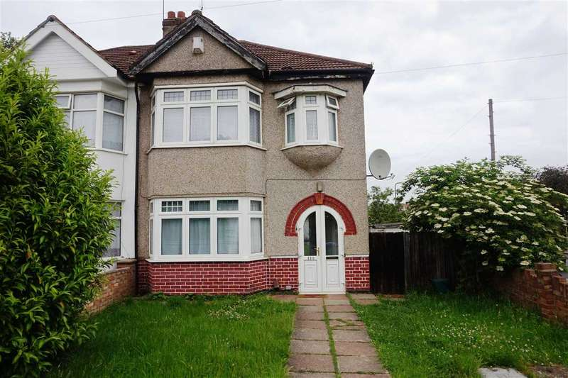 3 Bedrooms Semi Detached House for sale in Princess Avenue, Kingsbury