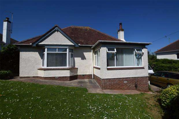 2 Bedrooms Detached Bungalow for sale in Preston Down Road, Preston, Paignton, Devon