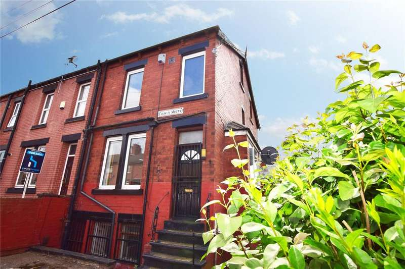 2 Bedrooms End Of Terrace House for sale in Colwyn Mount, Leeds, West Yorkshire, LS11