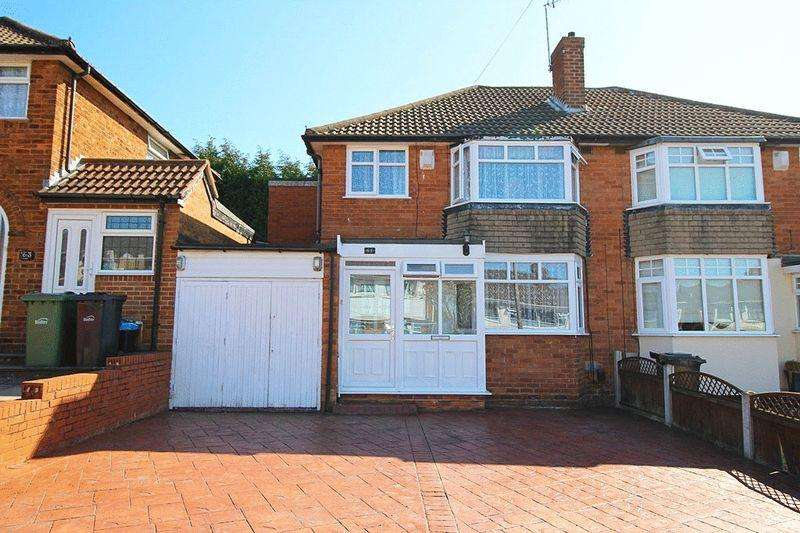 3 Bedrooms Semi Detached House for sale in Wallows Wood, THE STRAITS