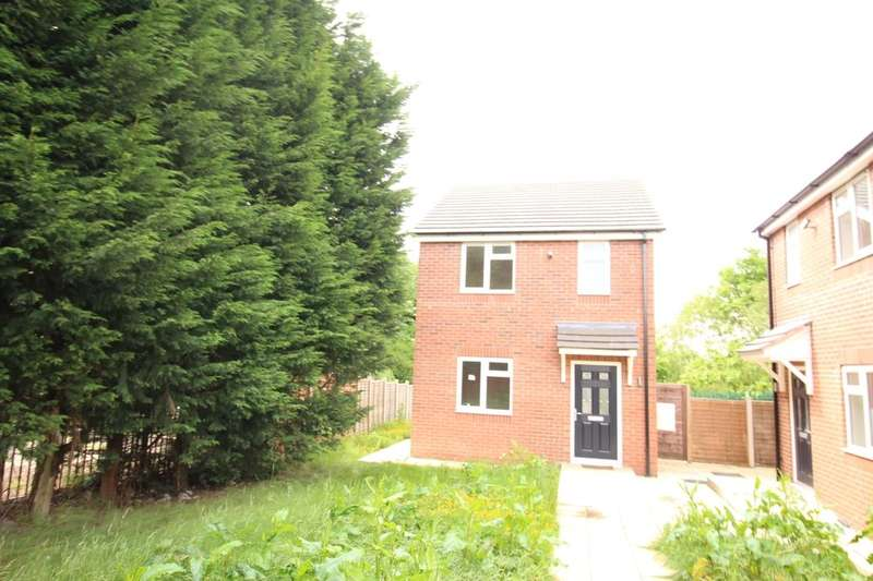 3 Bedrooms Detached House for sale in Manchester Road East, Little Hulton, Manchester, M38