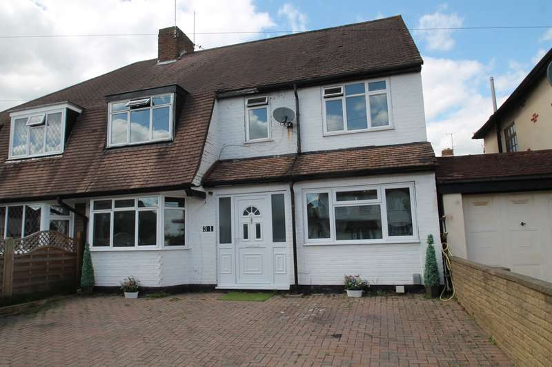 5 Bedrooms Semi Detached House for sale in Cherry Tree Avenue, Staines-upon-Thames, TW18