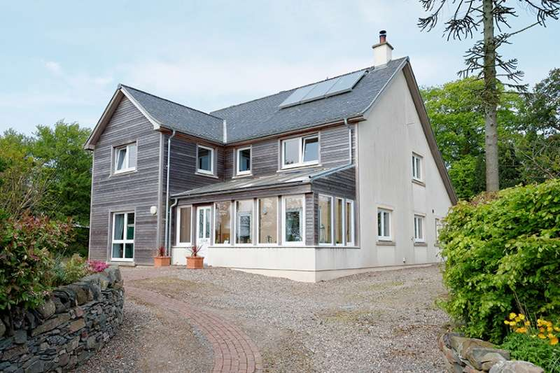 4 Bedrooms Detached House for sale in Station Road, Wigtown, Newton Stewart, Dumfries and Galloway, DG8 9DZ