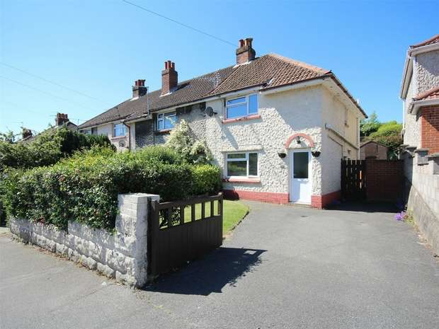 3 Bedrooms End Of Terrace House for sale in Haskells Road, Parkstone, POOLE, Dorset