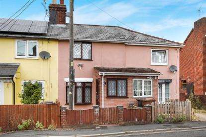 2 Bedrooms Terraced House for sale in Nursling, Southampton, Hampshire