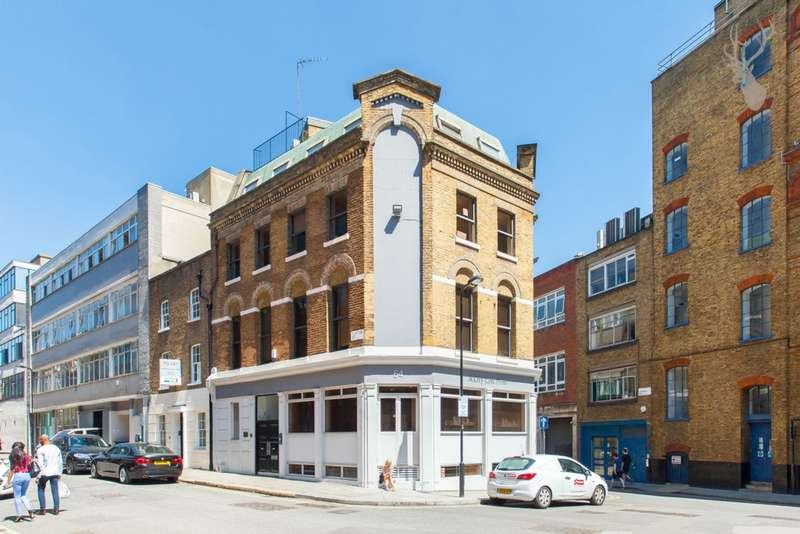 Commercial Property for rent in Clifton Street, London, EC2A