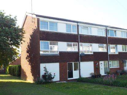 3 Bedrooms End Of Terrace House for sale in Bowles Way, Dunstable, Bedfordshire, England