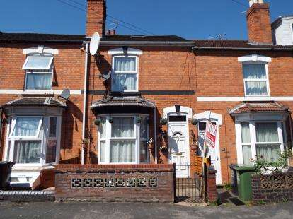 4 Bedrooms Terraced House for sale in Compton Road, Worcester, Worcestershire
