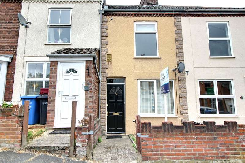 3 Bedrooms Terraced House for sale in Marion Road, Norwich