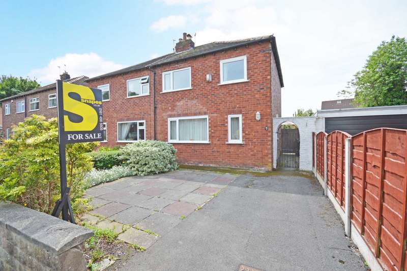 3 Bedrooms Semi Detached House for sale in Cruttenden Road, Great Moor