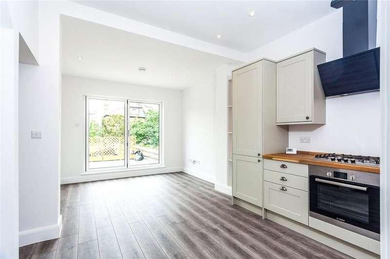 1 Bedroom Flat for sale in Blackstock Road, London, N4