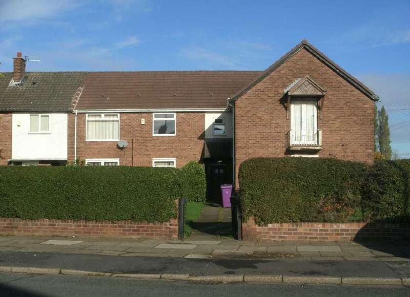 1 Bedroom Apartment Flat for rent in Long Lane, Fazakerley