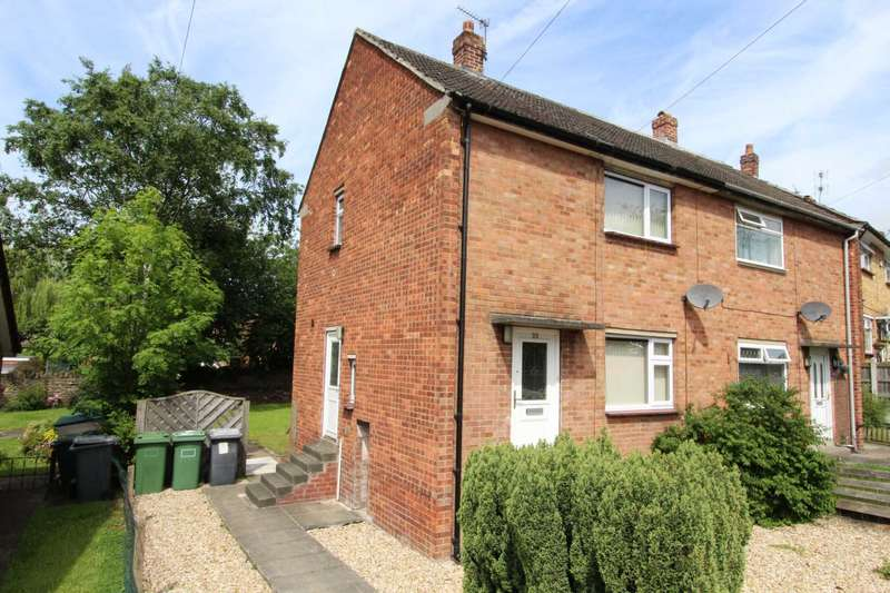 2 Bedrooms Terraced House for sale in Carr Street, Birstall