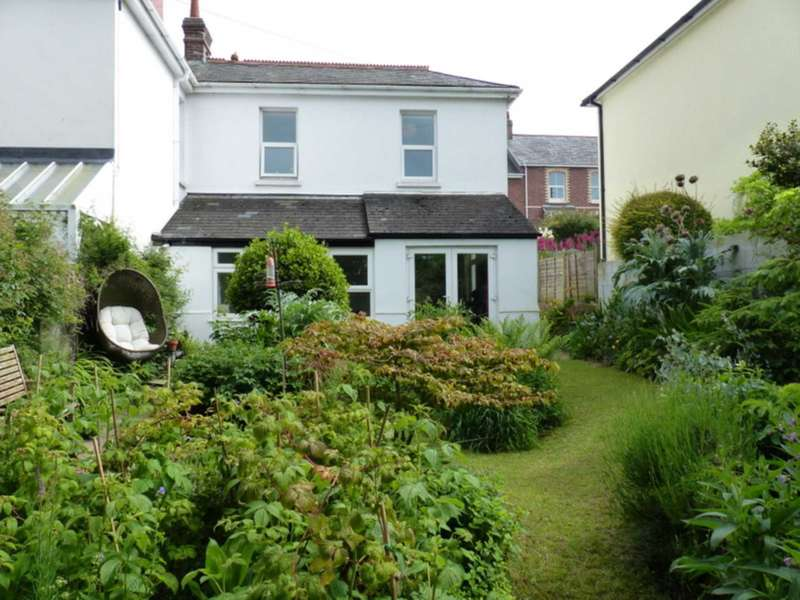 3 Bedrooms Semi Detached House for sale in Westville Hill, Kingsbridge