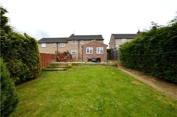 3 Bedrooms Semi Detached House for sale in Cotswold Road, Cashes Green, Gloucestershire, GL5 4NA