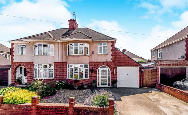 3 Bedrooms Semi Detached House for sale in Sexton Avenue, Bedford, MK42