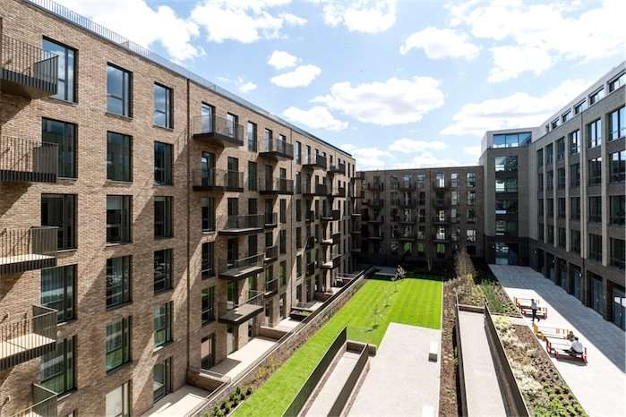 1 Bedroom Flat for sale in Atrium Apartments, 12 West Row, London, W10