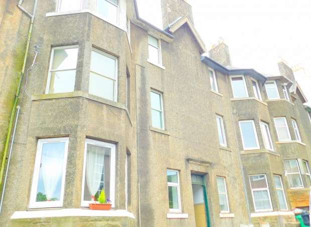 2 Bedrooms Flat for sale in Glebe Park, Inverkeithing, KY11