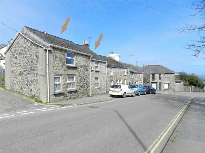 2 Bedrooms Property for sale in Middle Stennack Cottages, St Ives