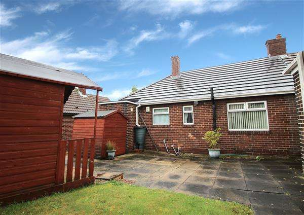 2 Bedrooms Semi Detached Bungalow for sale in Cherry Garth, Hemsworth