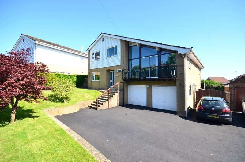 4 Bedrooms Detached House for sale in Grange Road, Meir Heath, ST3 7BH