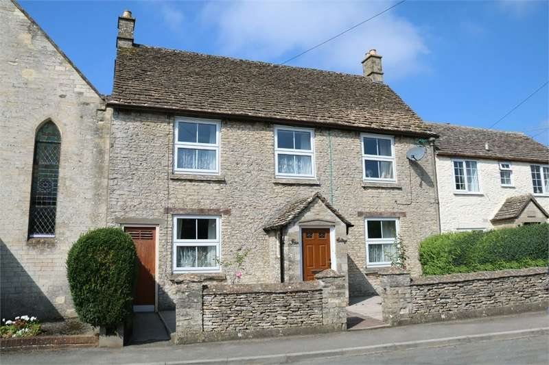 4 Bedrooms Cottage House for sale in Back Street, Hawkesbury Upton, Badminton, Gloucestershire