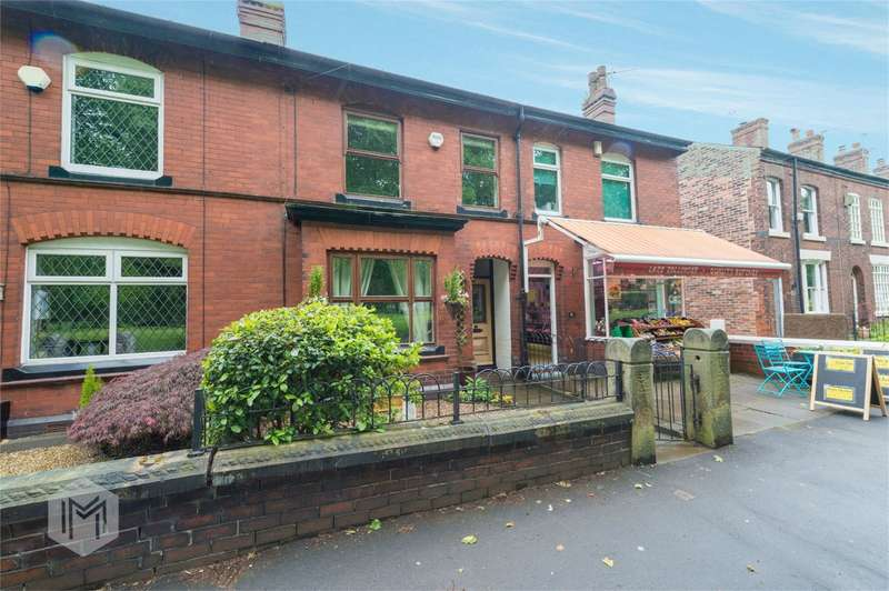 4 Bedrooms Cottage House for sale in 87 Greenleach Lane, Worsley, Manchester