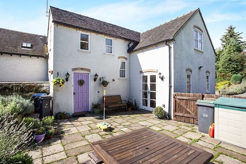3 Bedrooms Property for sale in The Old Coach House Main Road, Brailsford, Ashbourne, DE6