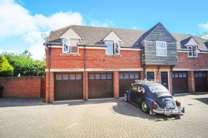 2 Bedrooms Semi Detached House for sale in Birkdale Close, Redhouse, Swindon, Wiltshire
