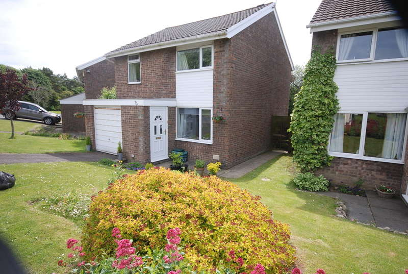 3 Bedrooms Detached House for sale in Monmouth Way, Boverton, Llantwit Major, CF61 2GU