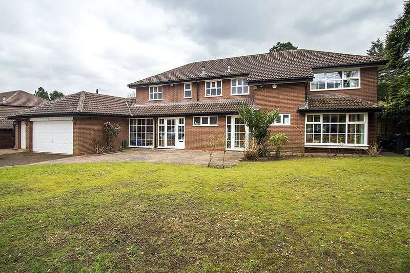 6 Bedrooms Detached House for sale in Richmond Hill Road, Edgbaston, B15 3RZ