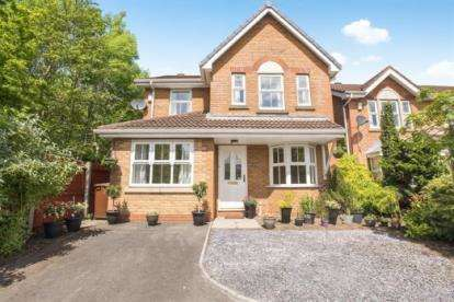 4 Bedrooms Detached House for sale in Hunters Lodge, Walton-Le-Dale, Preston, PR5