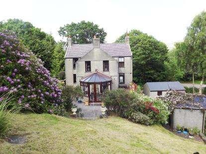 3 Bedrooms Detached House for sale in Llanberis, Caernarfon, Gwynedd, LL55