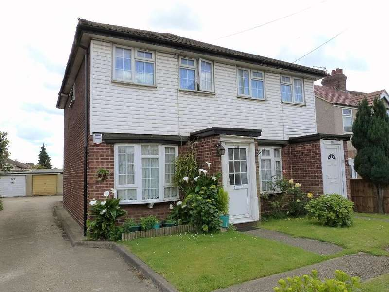 2 Bedrooms Semi Detached House for sale in Station Road, Hayes, UB3 4JF