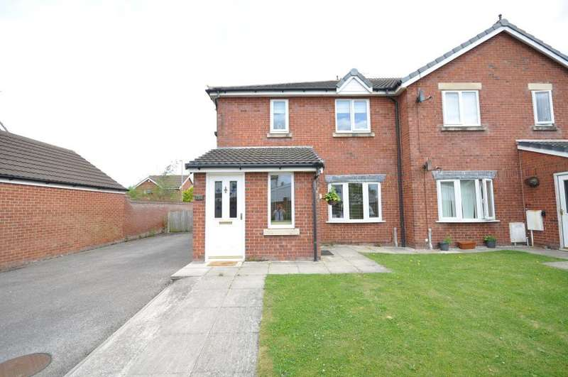 2 Bedrooms Flat for sale in Marshdale Road, Blackpool, Lancashire, FY4 5PF