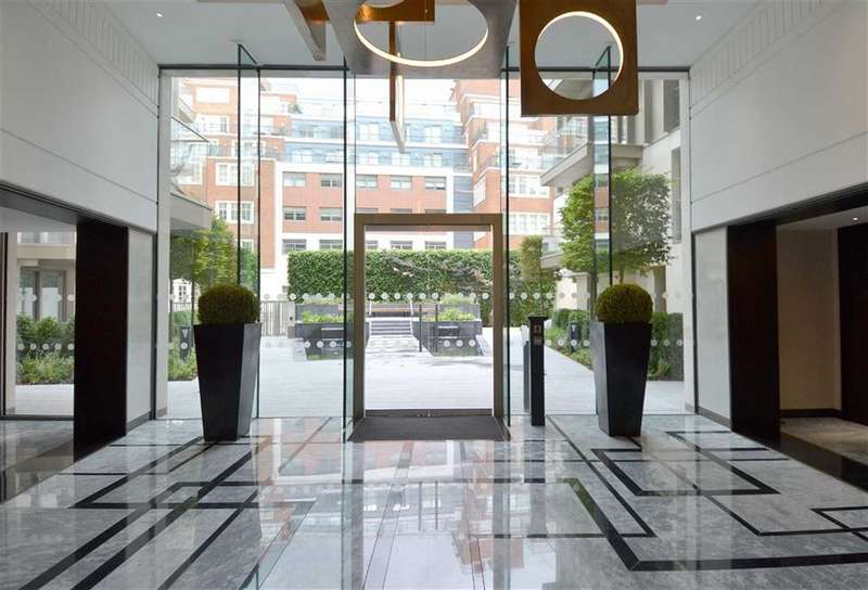 1 Bedroom Property for sale in The Courthouse, Westminster, London, SW1P