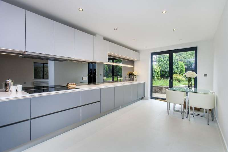 6 Bedrooms Property for sale in Vaughan Avenue, NW4