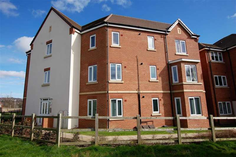 2 Bedrooms Apartment Flat for sale in Halt Mews, Kingswinford, DY6 7BF