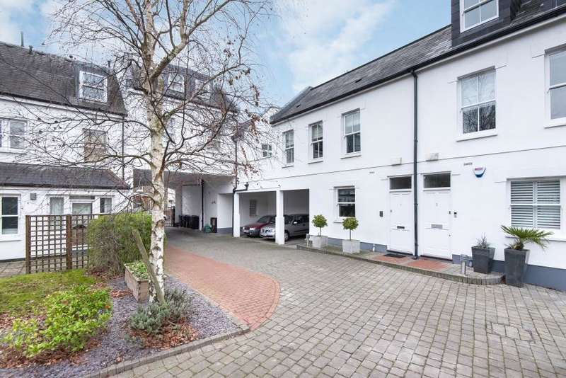 3 Bedrooms House for sale in Copper Mews, Chiswick W4