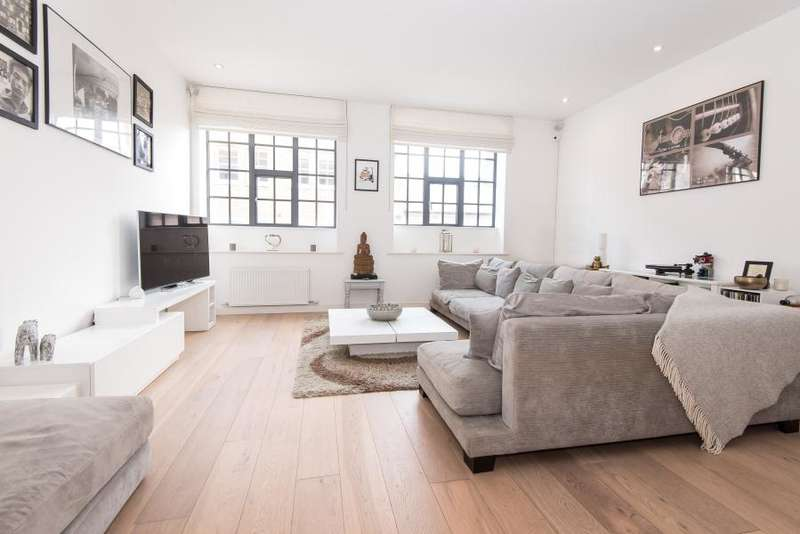 3 Bedrooms Apartment Flat for sale in Warple Way, Acton W3