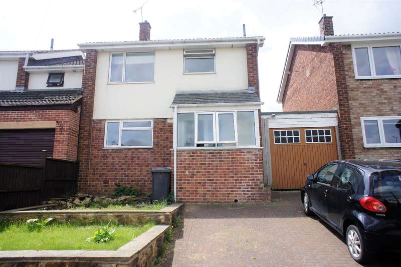 3 Bedrooms Link Detached House for sale in St Patrick Road, Deepcar, Sheffield , S36 2SH