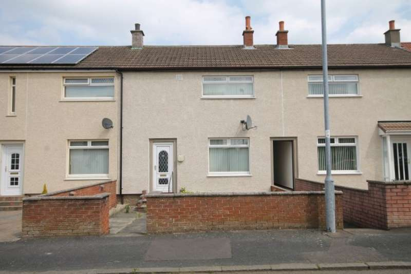 2 Bedrooms Terraced House for sale in Alton Avenue, Tarbolton