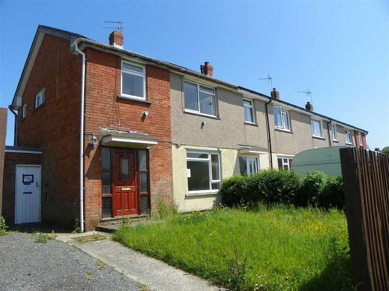 3 Bedrooms End Of Terrace House for sale in Long Mains, Monkton, Pembroke