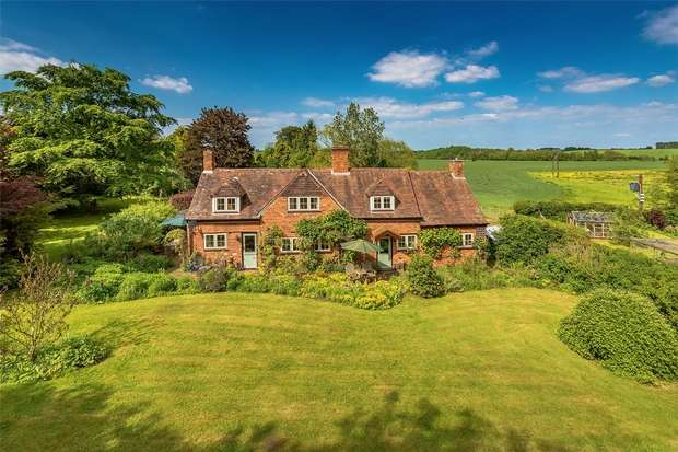 4 Bedrooms Cottage House for sale in Worfield, BRIDGNORTH, Shropshire